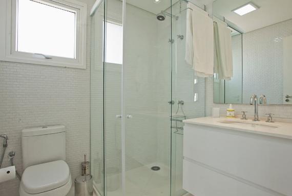 Bathroom at Jacob Apartment