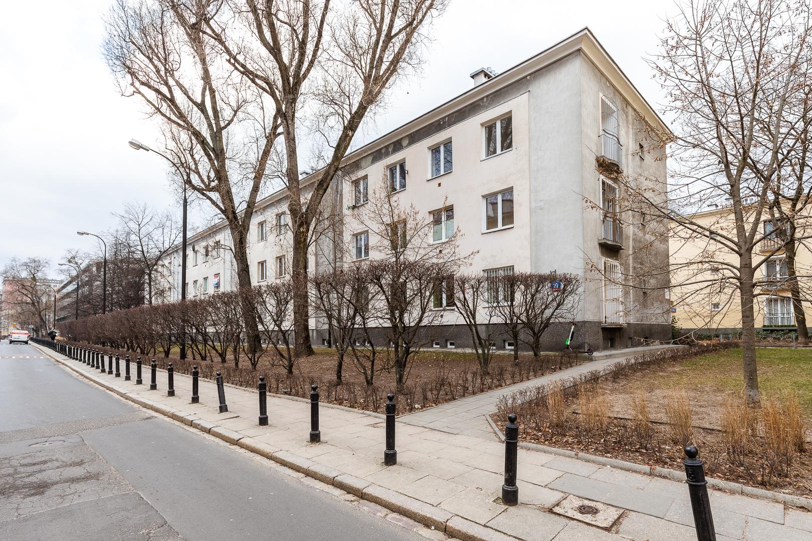 Exterior at Franciszkaska 10 Apartment