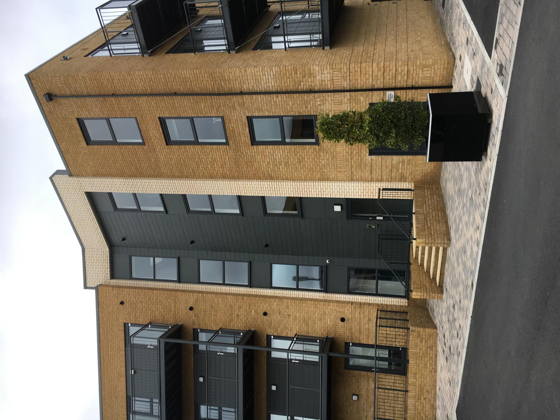 Exterior at Deanery Court Apartments