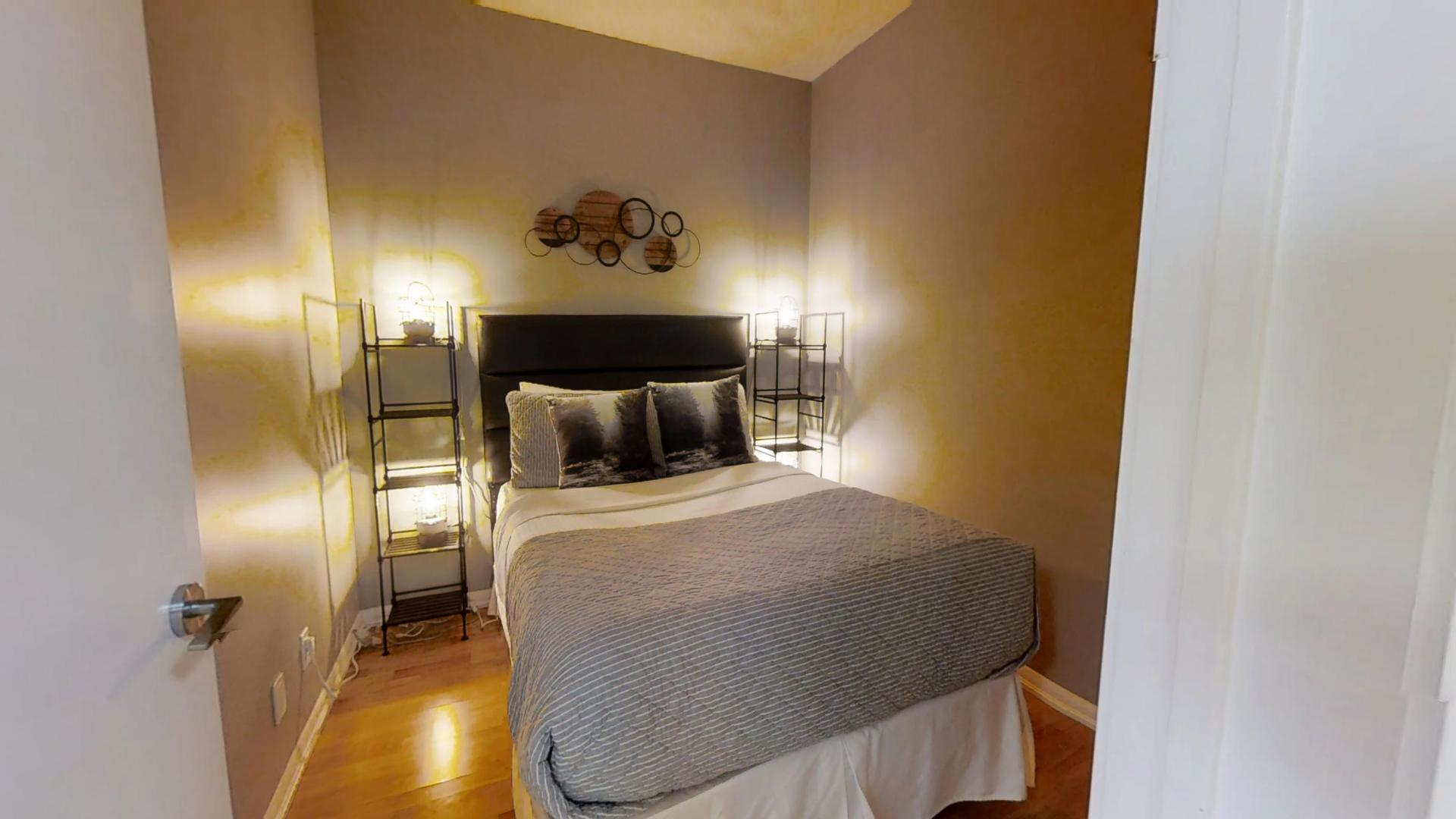 Cosy bedroom at Burano Apartment