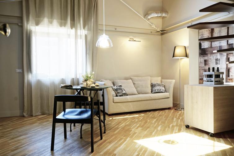 Seat at Via Monte Sant'Agata Apartments