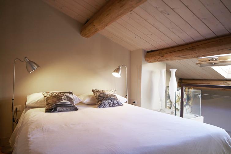 Double at Via Monte Sant'Agata Apartments