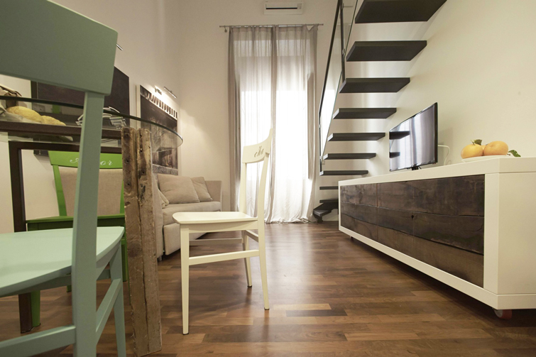 Green at Via Monte Sant'Agata Apartments