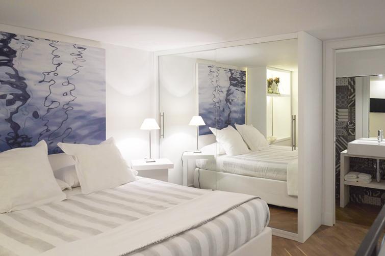 Bath at Via Monte Sant'Agata Apartments