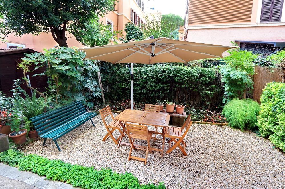 Gravel at Clodia Apartment, Municipio XV, Rome