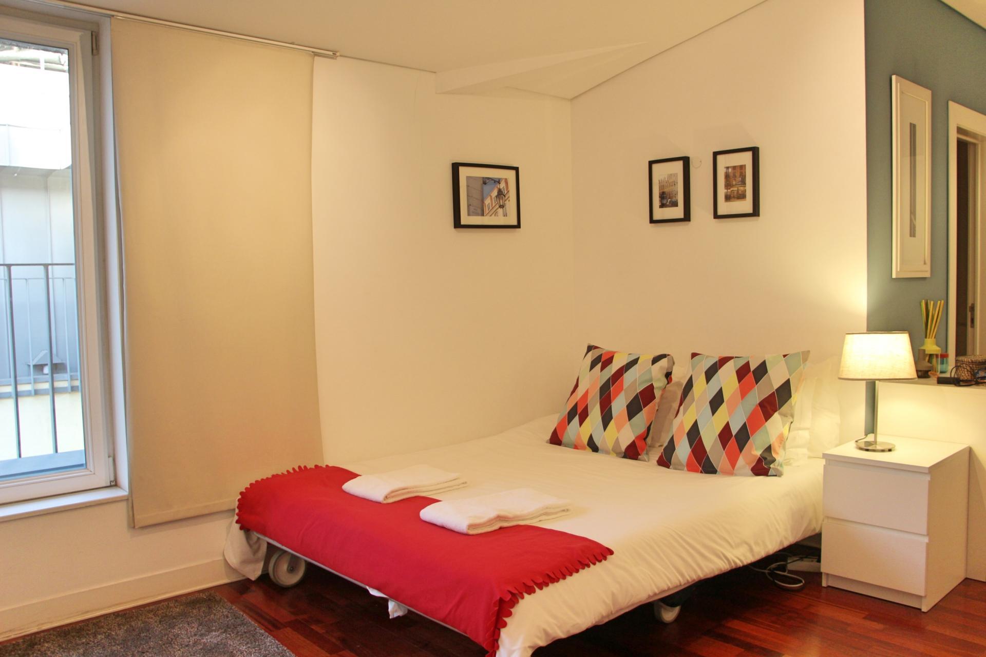 Bedroom at Santos River Serviced Apartments