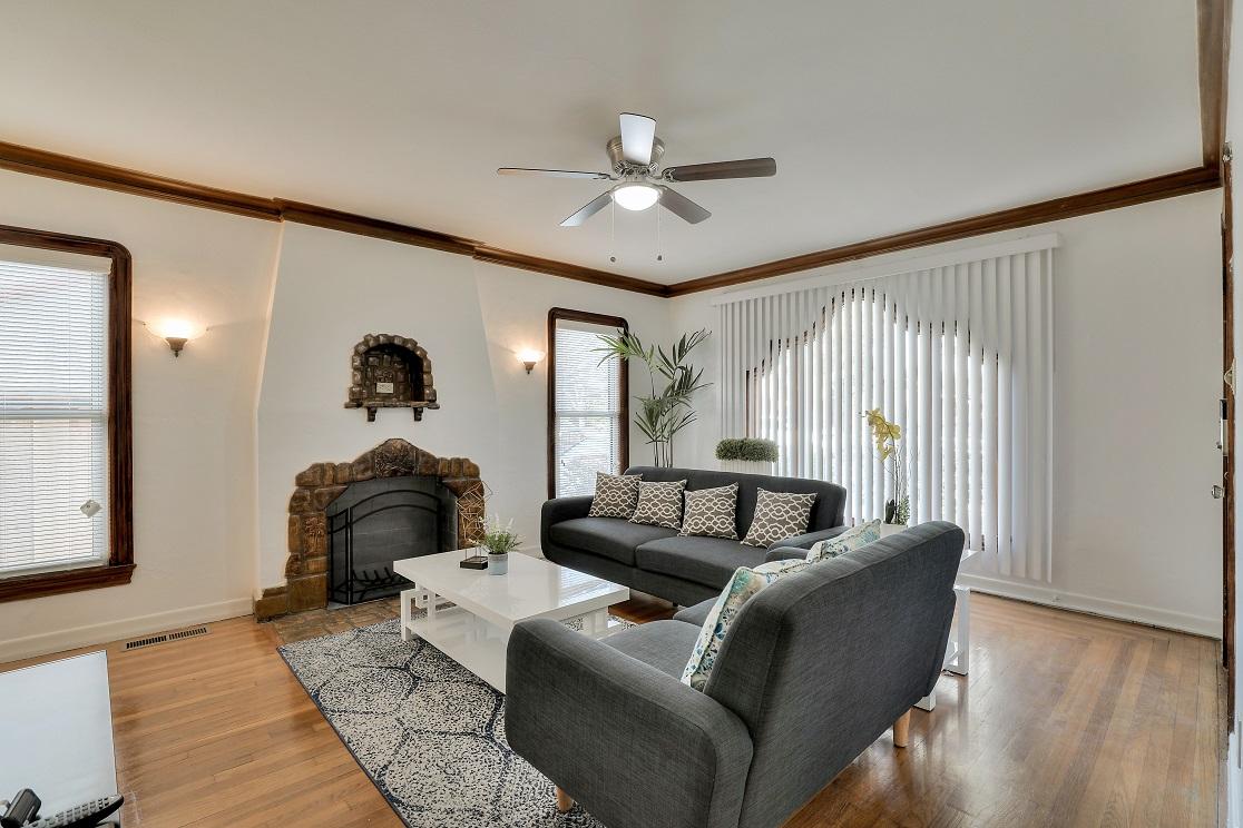 Lounge at San Jose Home