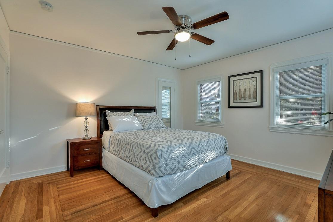 Large bedroom at San Jose Home