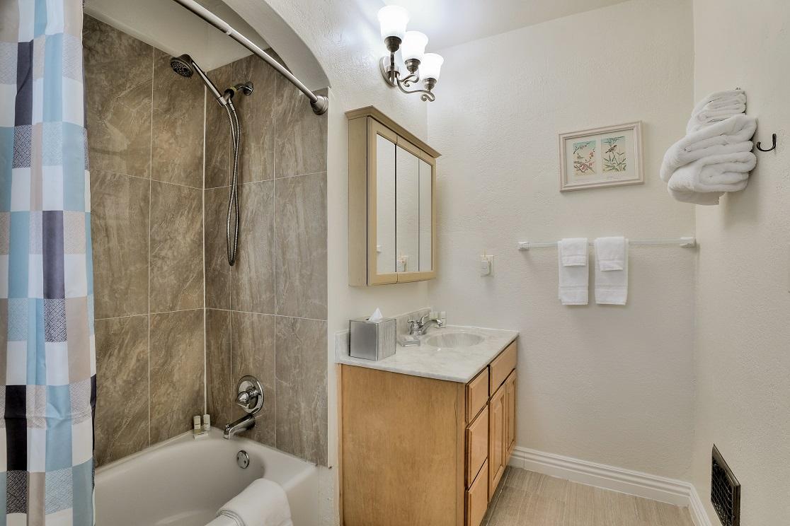 Bath at San Jose Home