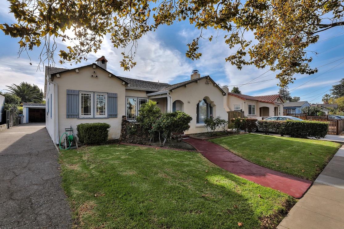 Exterior at San Jose Home