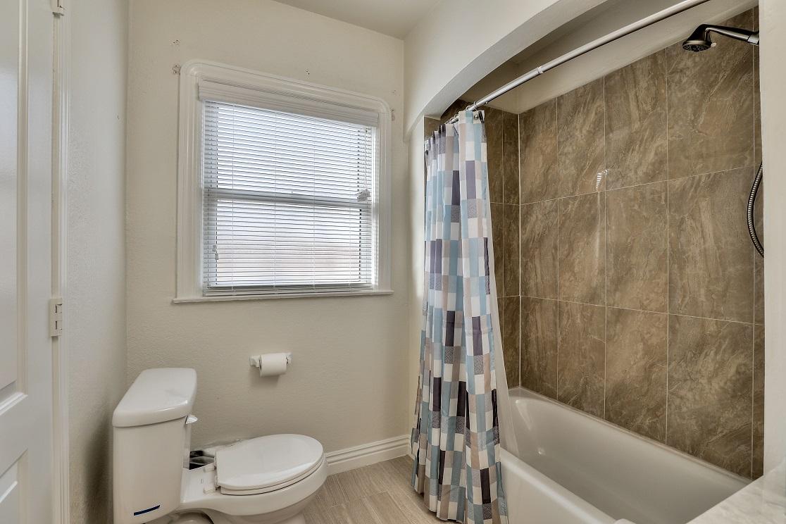 Toilet at San Jose Home