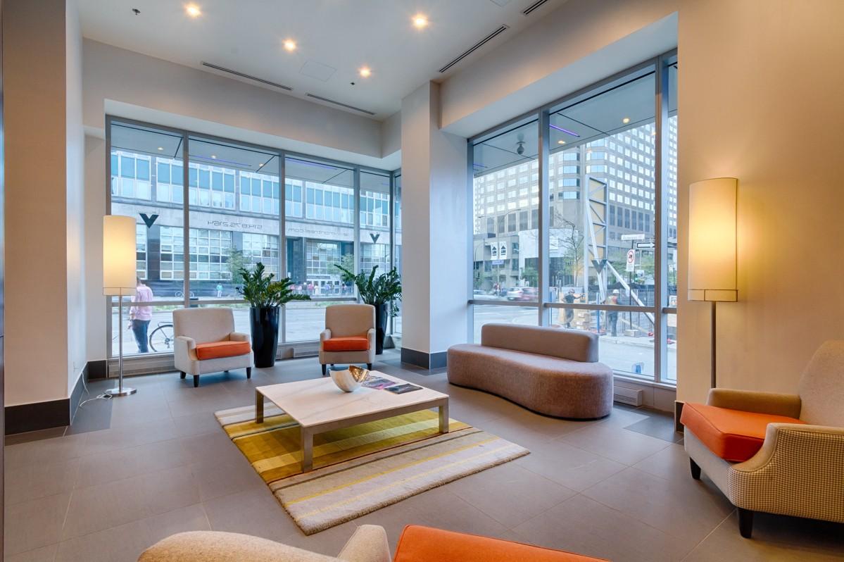 Lobby area at Le V Serviced Apartments