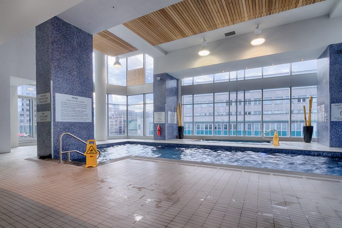 Pool at Le V Serviced Apartments