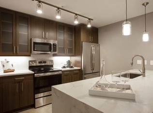 Kitchen at AMLI on 2nd Apartments, Centre, Austin