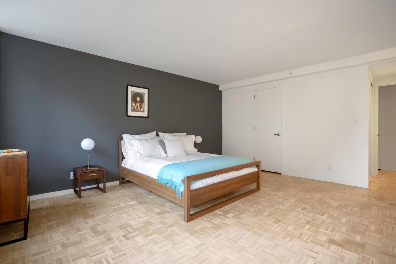 Bedroom at Avalon Prudential Apartments