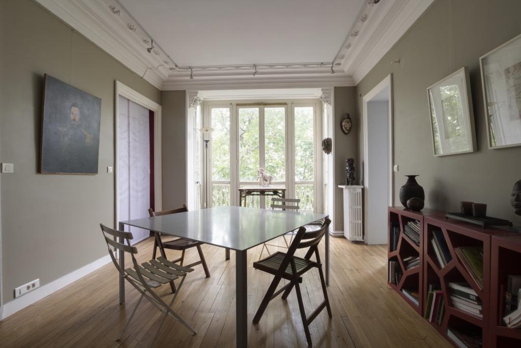 Table at Pyrénées Apartment, 19th Arr, Paris