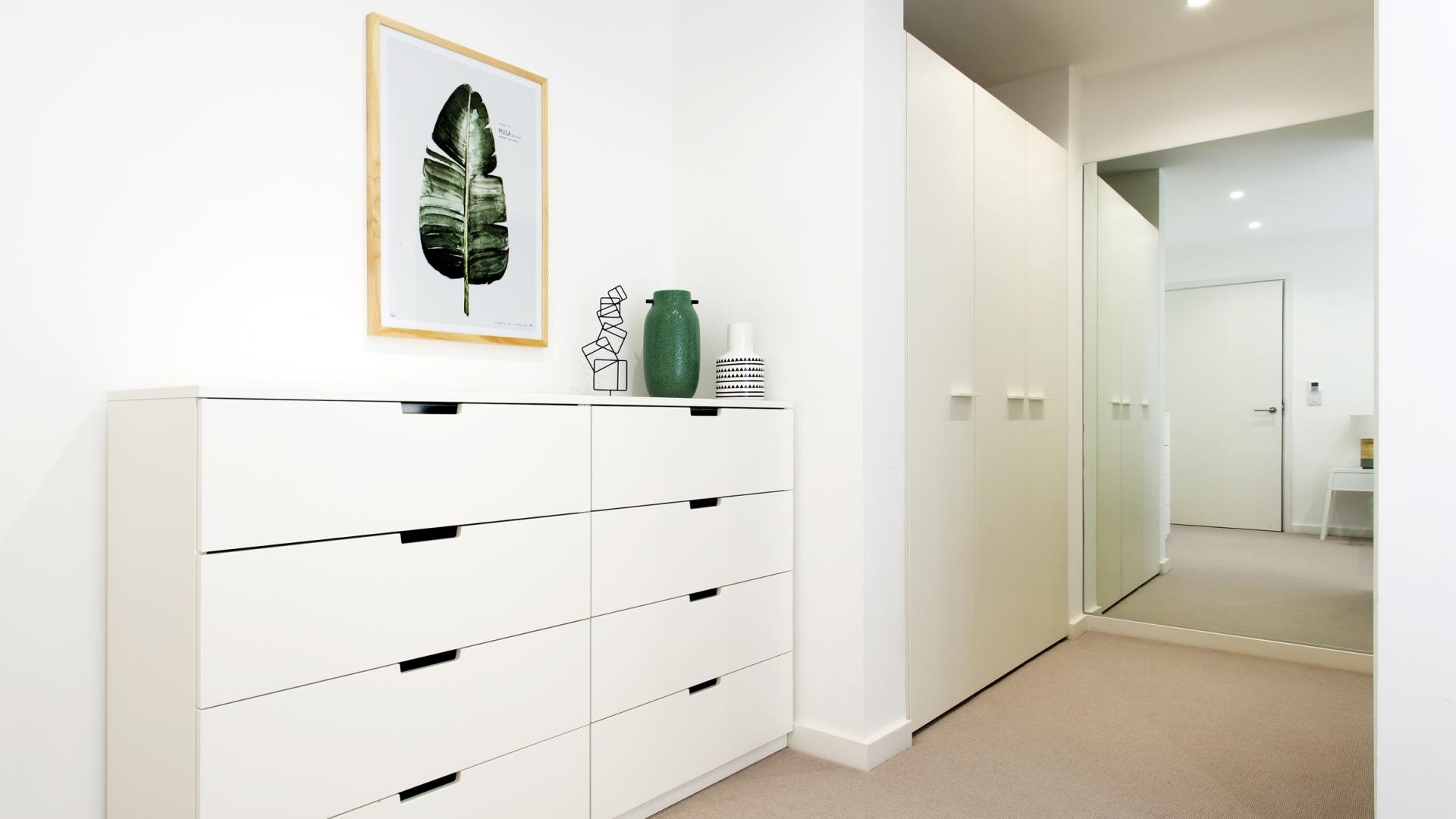Storage at Clapham South 1 Apartment