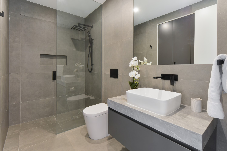 Bathroom at Victoria Road Townhouse