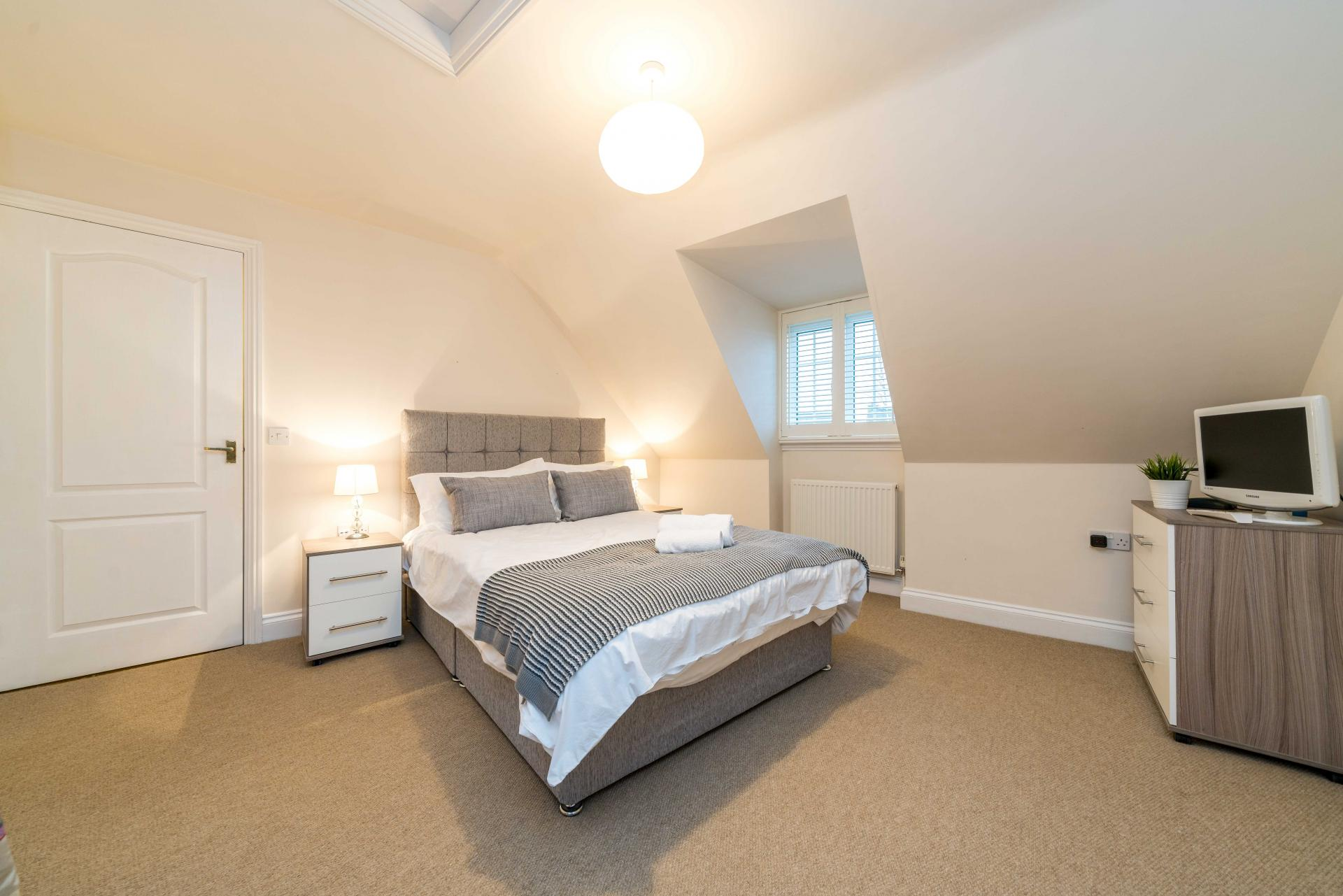 Bedroom 3 at Stowfield House