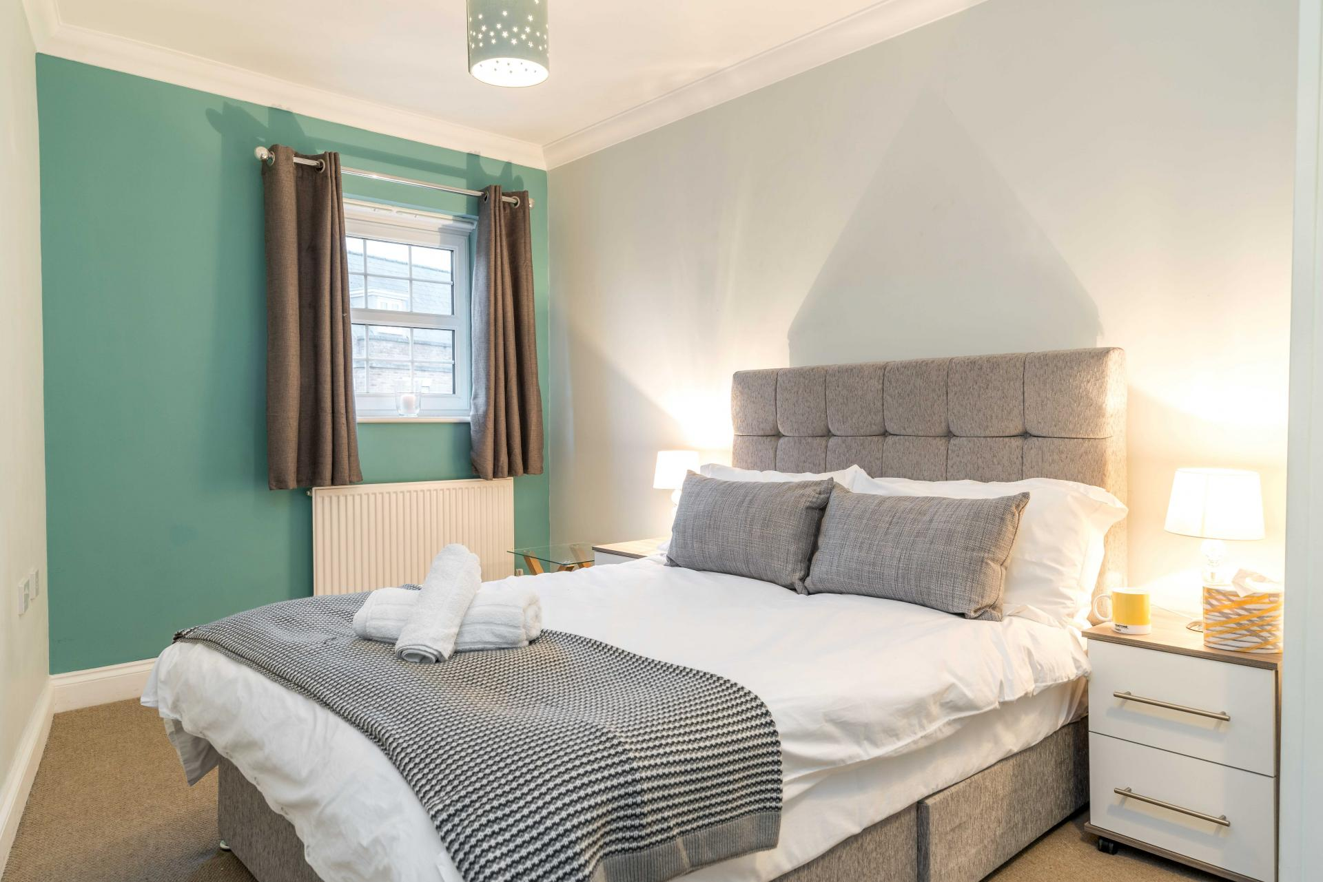 Bedroom 1 at Stowfield House