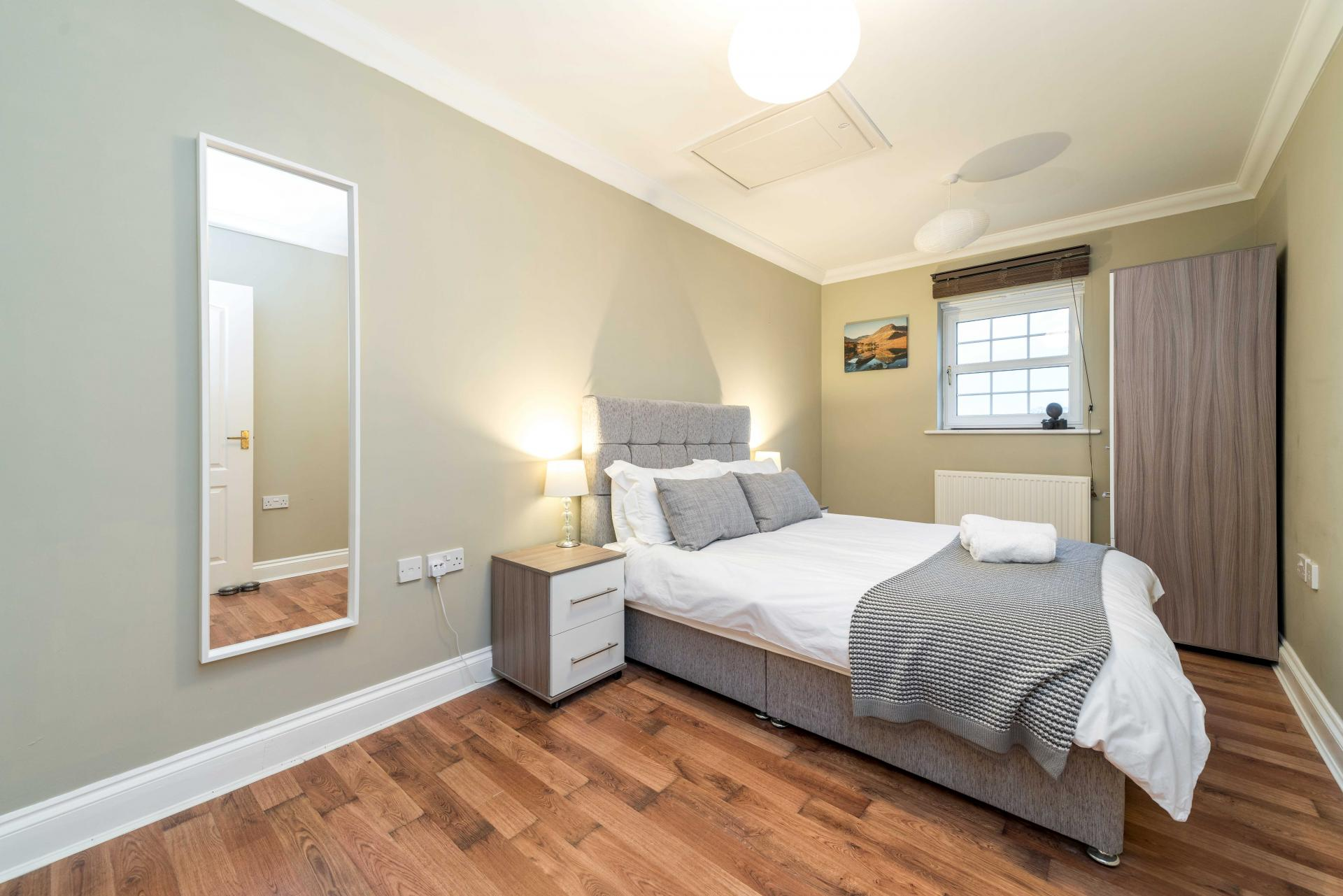 Bedroom 2 at Stowfield House