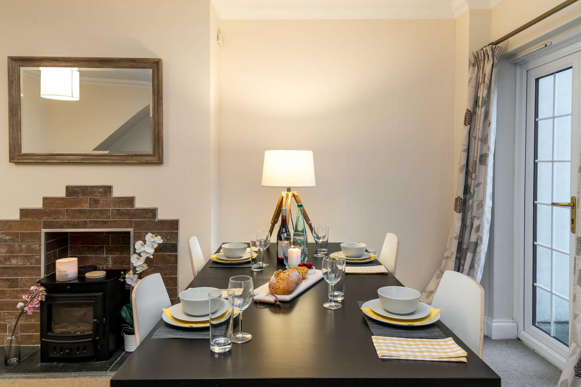 Dining Room at Stowfield House