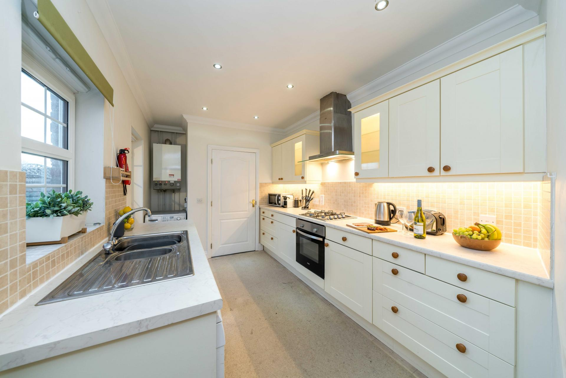 Kitchen at Stowfield House