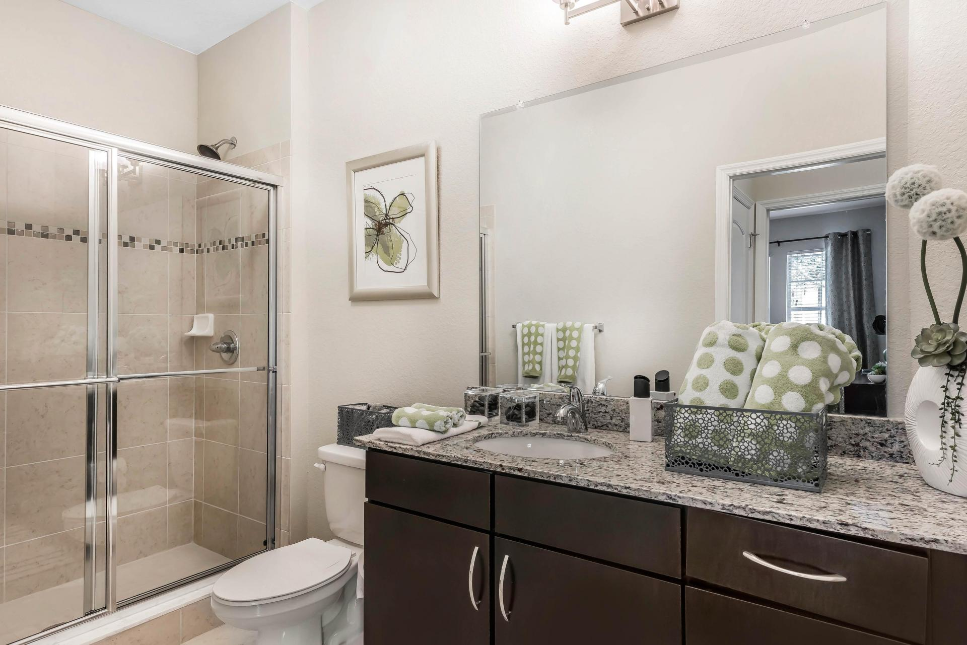 Bathroom at Citra Windermere Apartments