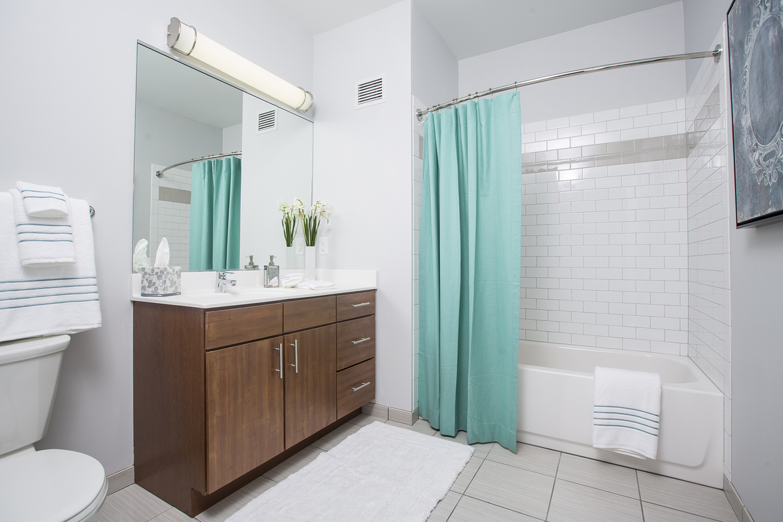 Bathroom at LPM Apartment