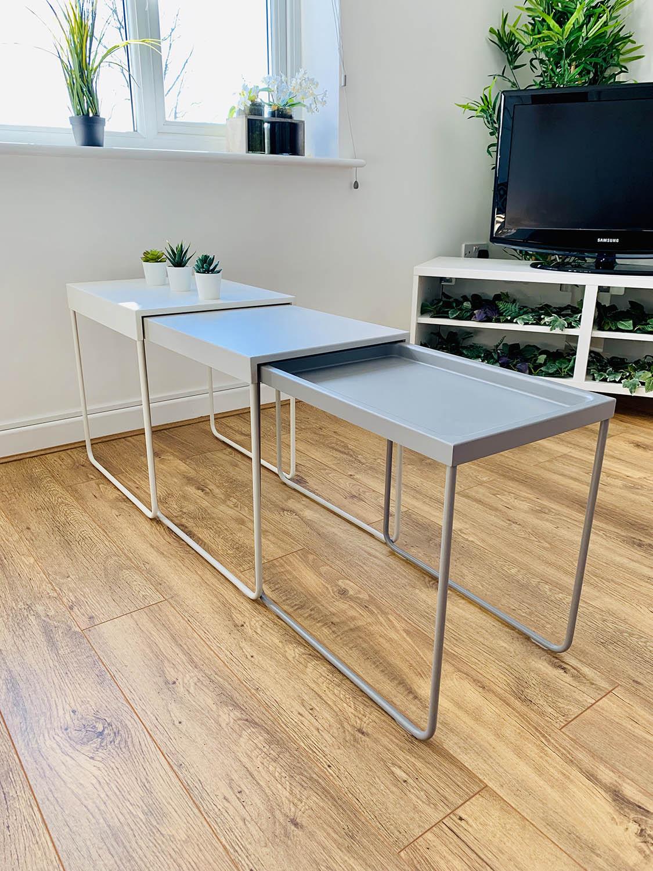 Table at Barrack Road Apartment