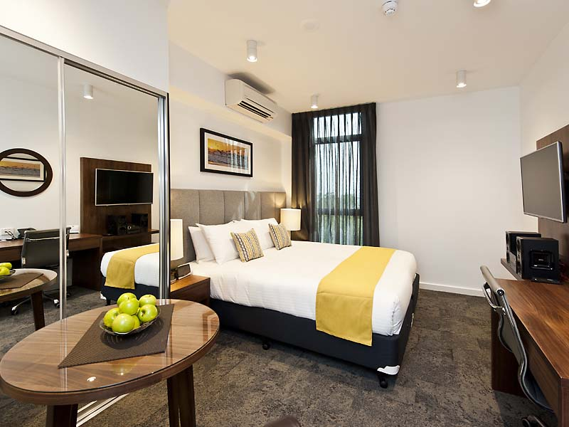 Bedroom at Quest Rockingham