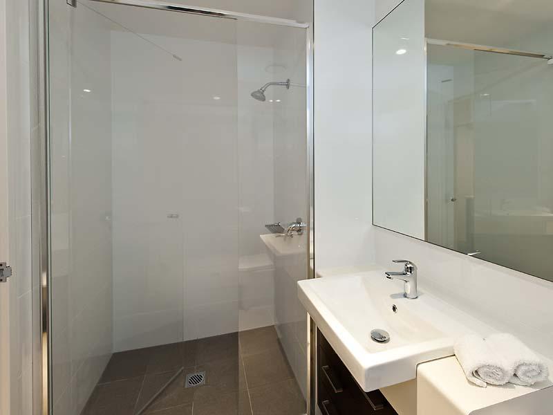 Bathroom at Quest Rockingham