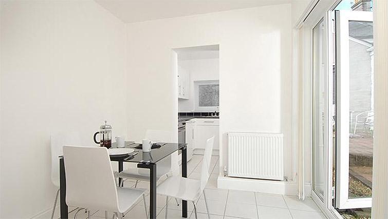 Dining area at Trafalgar Place Apartment