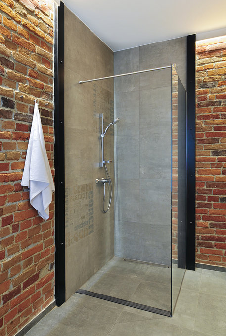 Shower at Gliwice Apartments