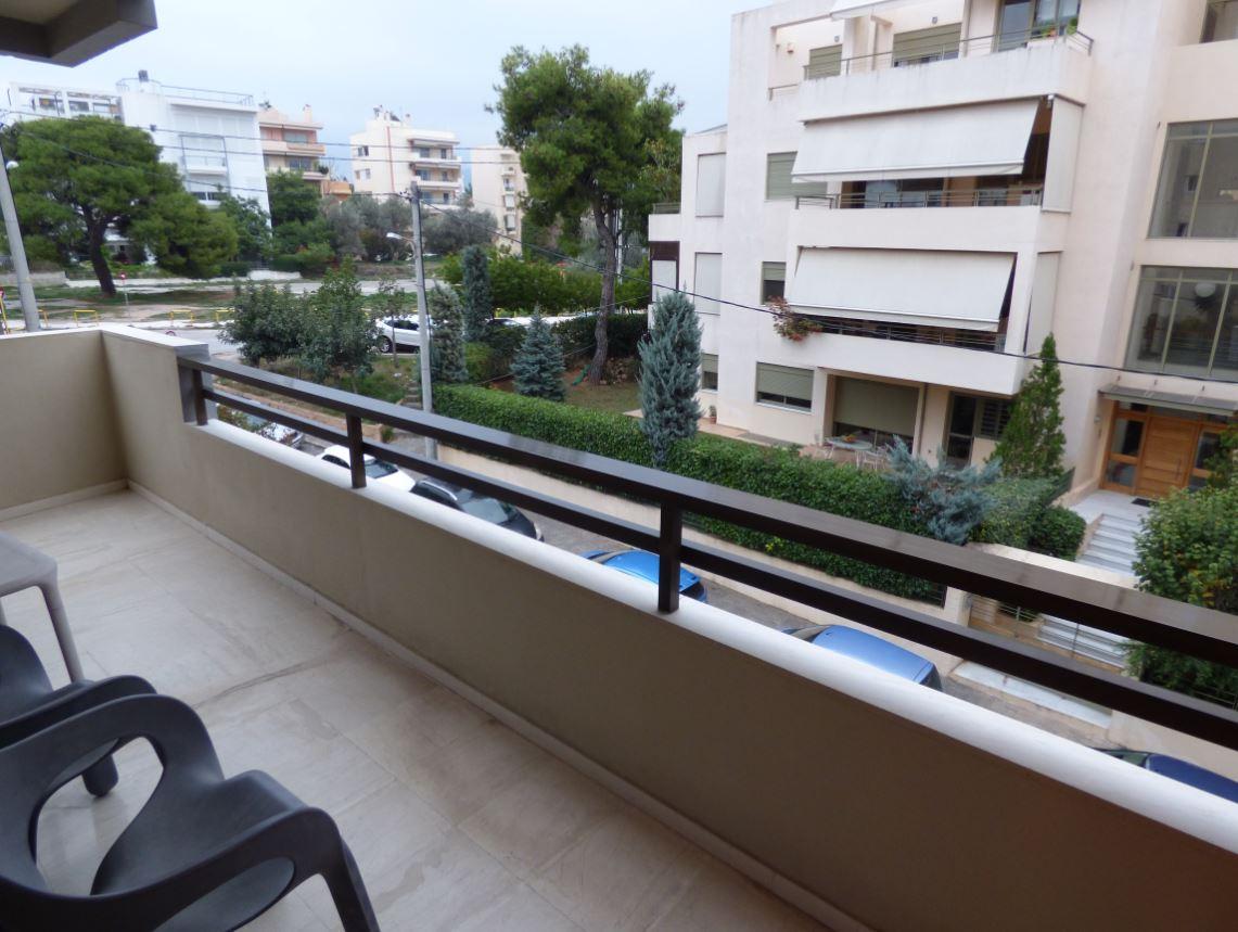 Balcony at Athens Habitat Hotel