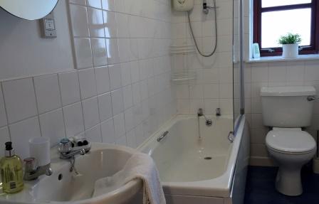 Bathroom at Merchant City