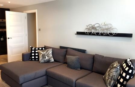 Details at Exhibition Apartments