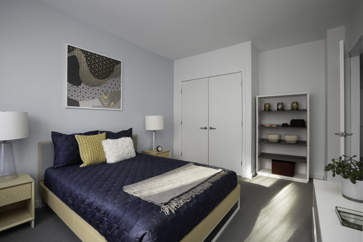 Bedroom at Union House Apartment