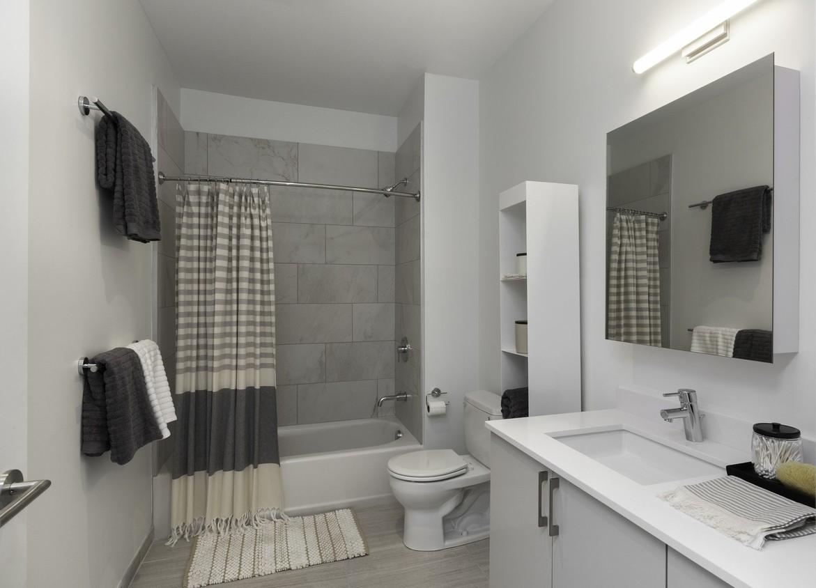 Bathroom at Union House Apartment