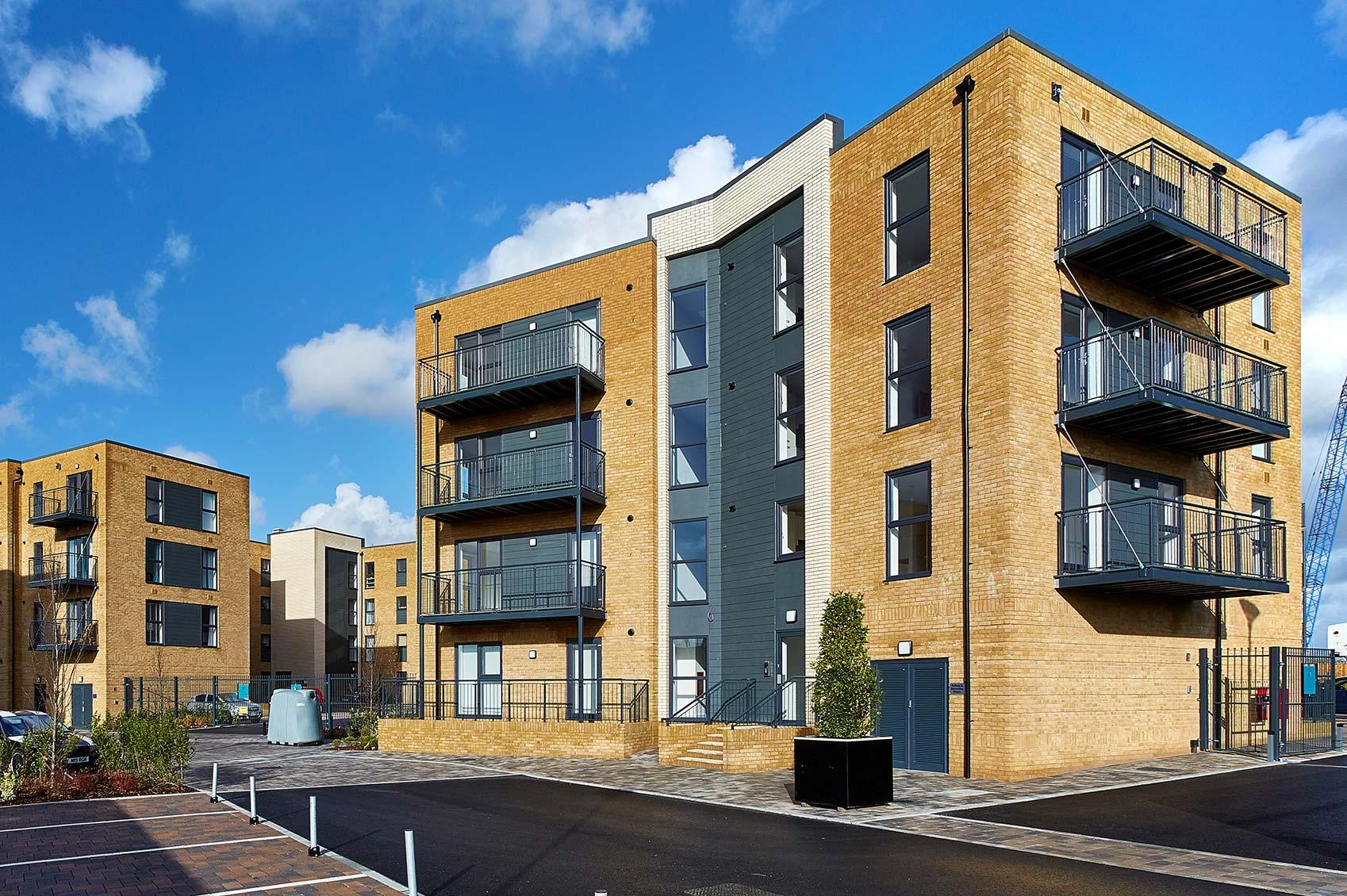 Chapel Riverside Apartments - SilverDoor