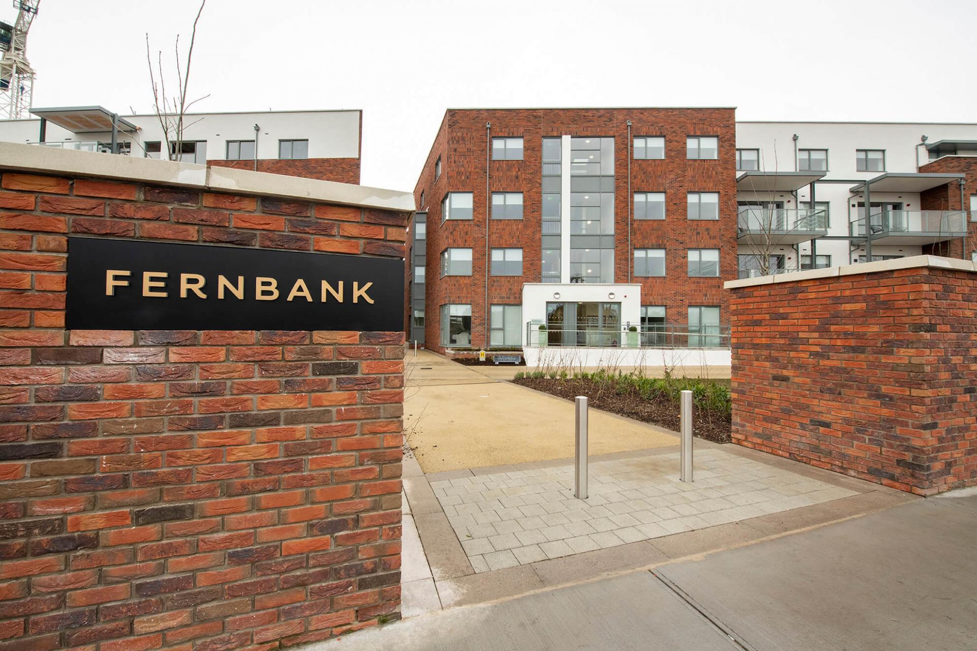 Building at Fernbank Apartments