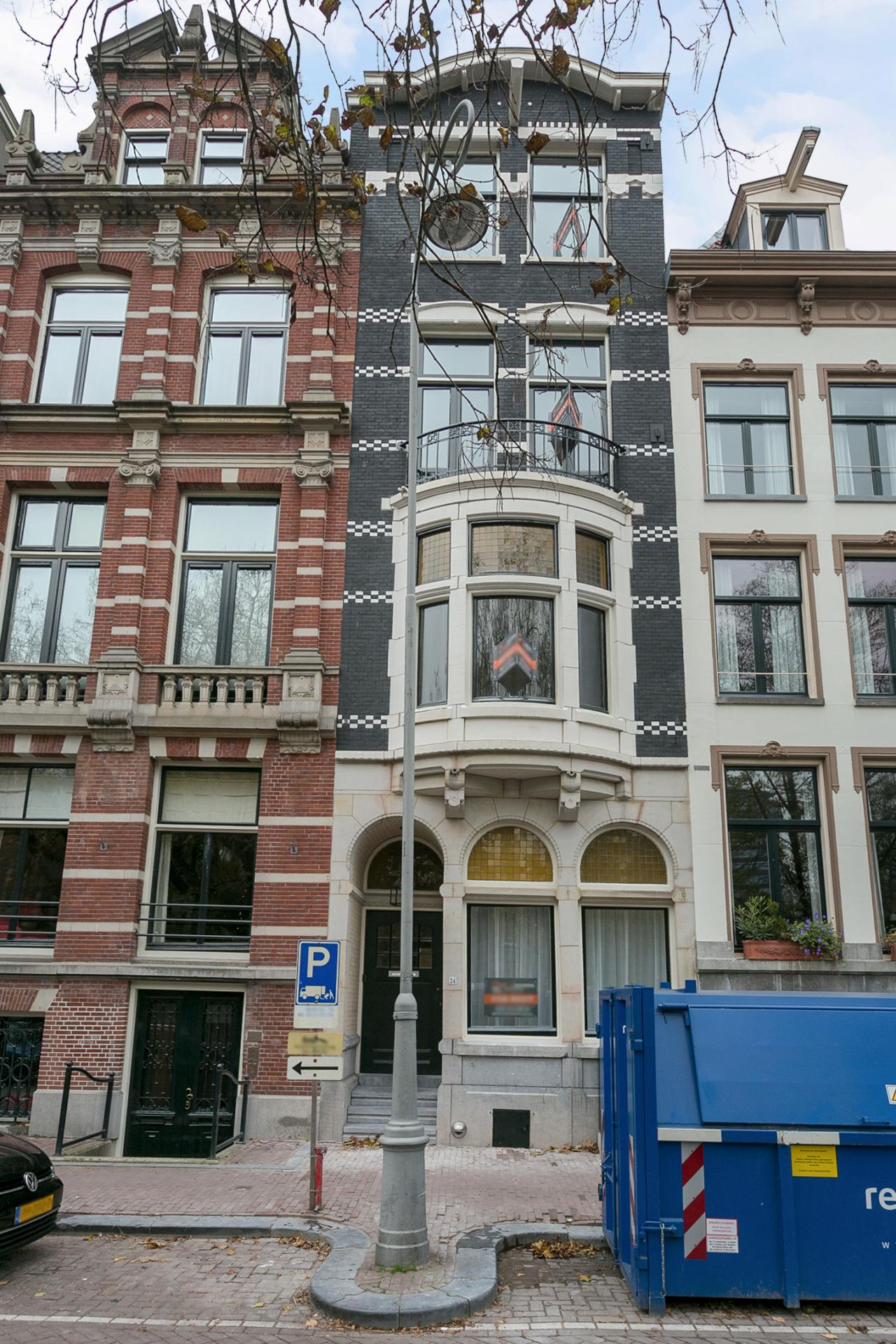 Exterior of Frederiks Square Serviced Apartments, Centre, Amsterdam