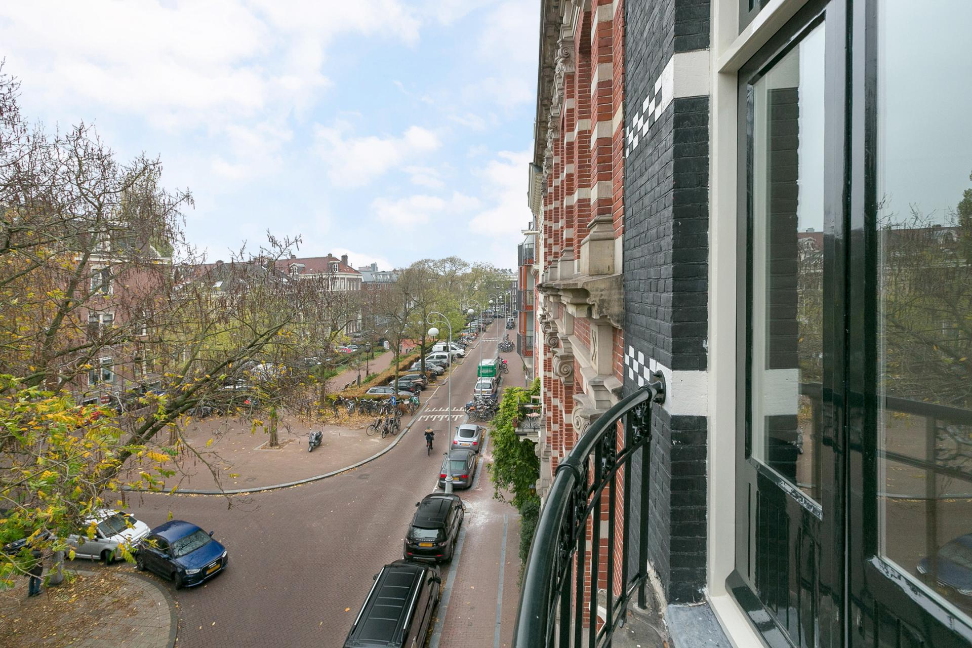Balcony at Frederiks Square Serviced Apartments, Centre, Amsterdam