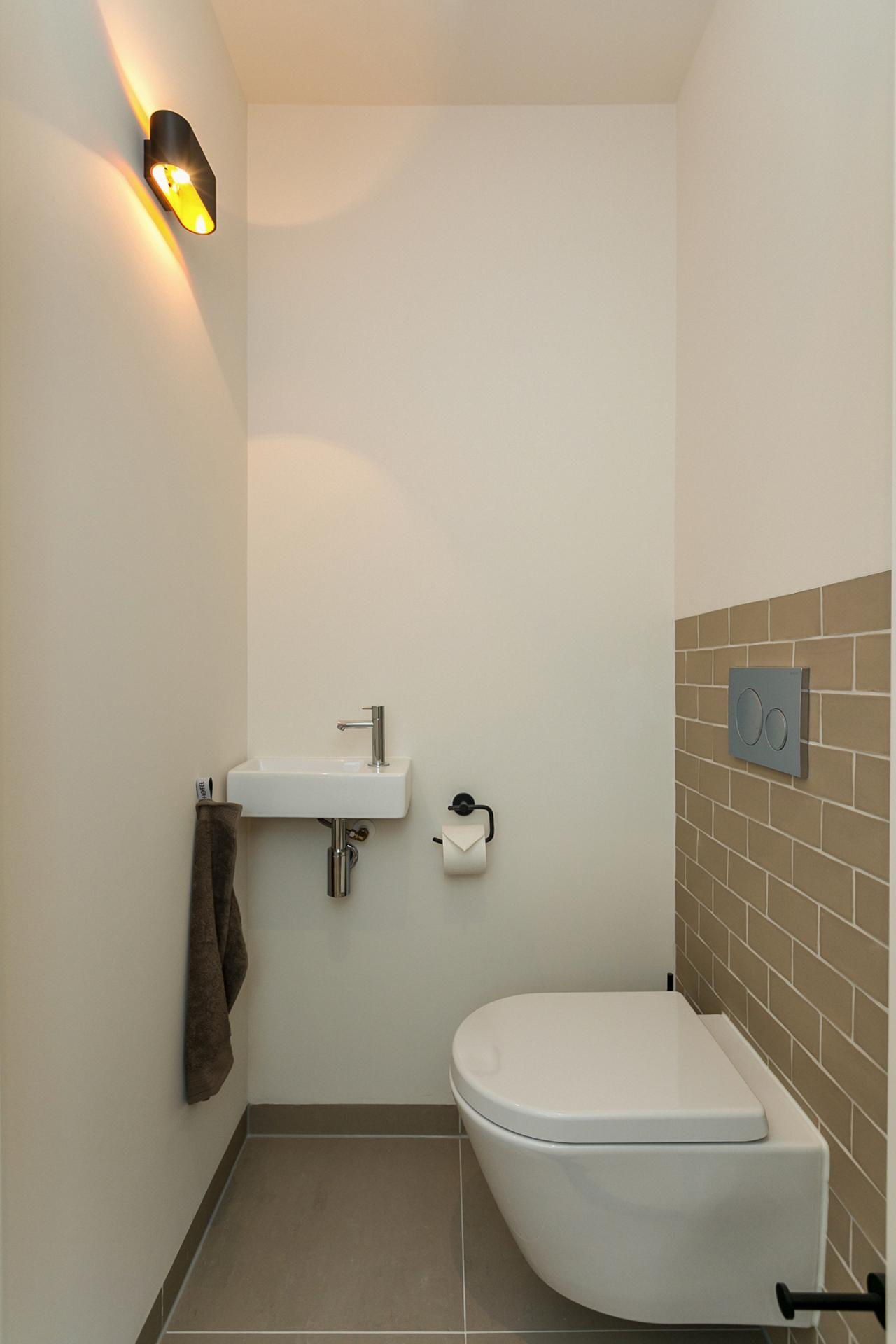WC at Frederiks Square Serviced Apartments, Centre, Amsterdam