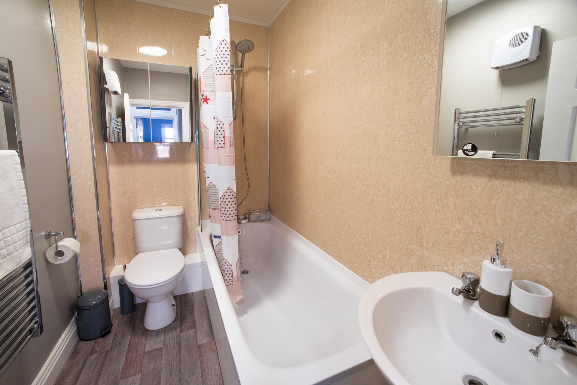 Bathroom at Chine Garden Apartment