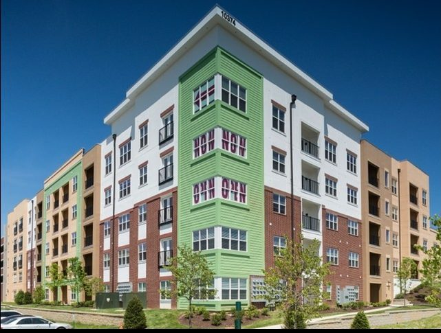 Exterior at Vanguard Heights Apartments