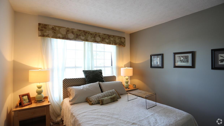 Bedroom at Millstream Village Apartment, Centre, Reynoldsburg
