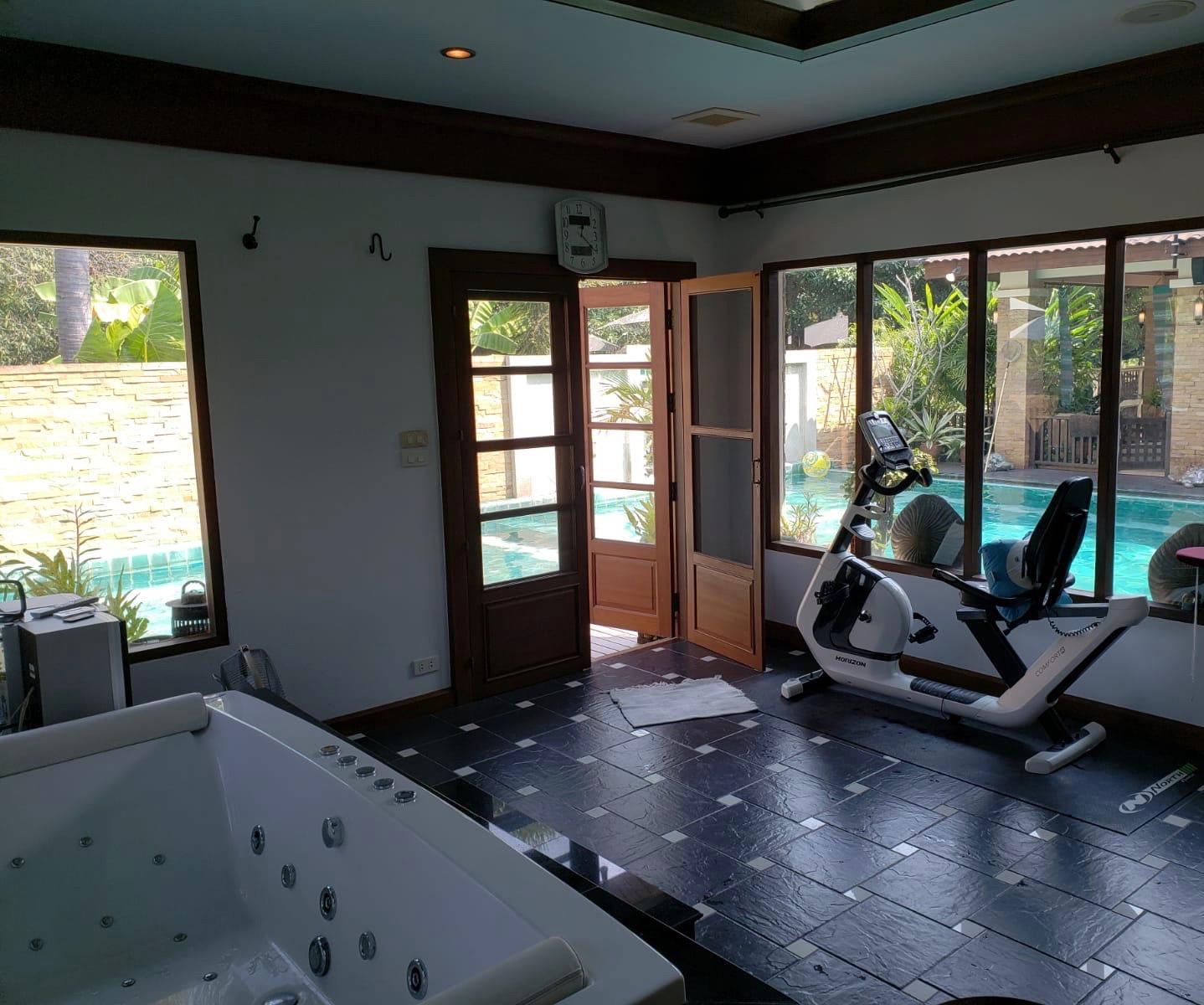 Leisure room at Bosang Villa, San Kamphaeng, Chiang Mai