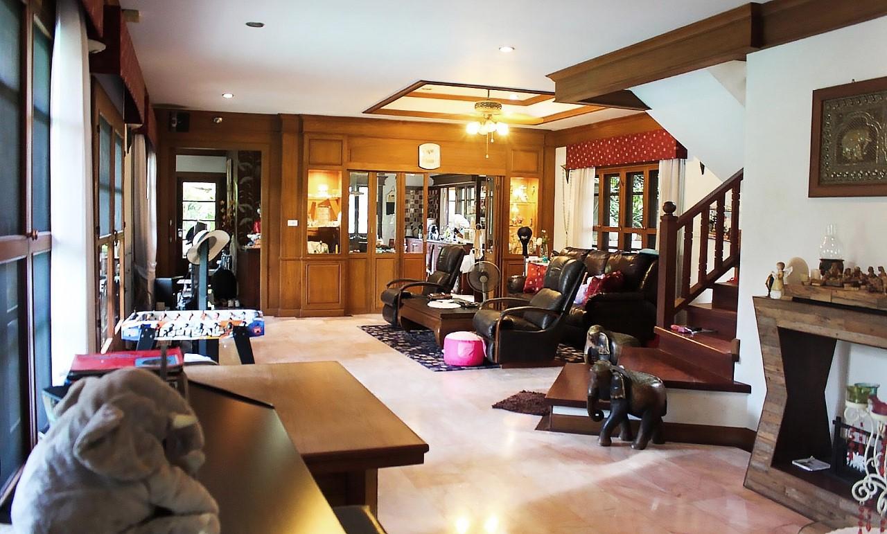 Lounge at Bosang Villa, San Kamphaeng, Chiang Mai