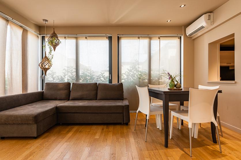 Sofa at Residence 150 Apartments